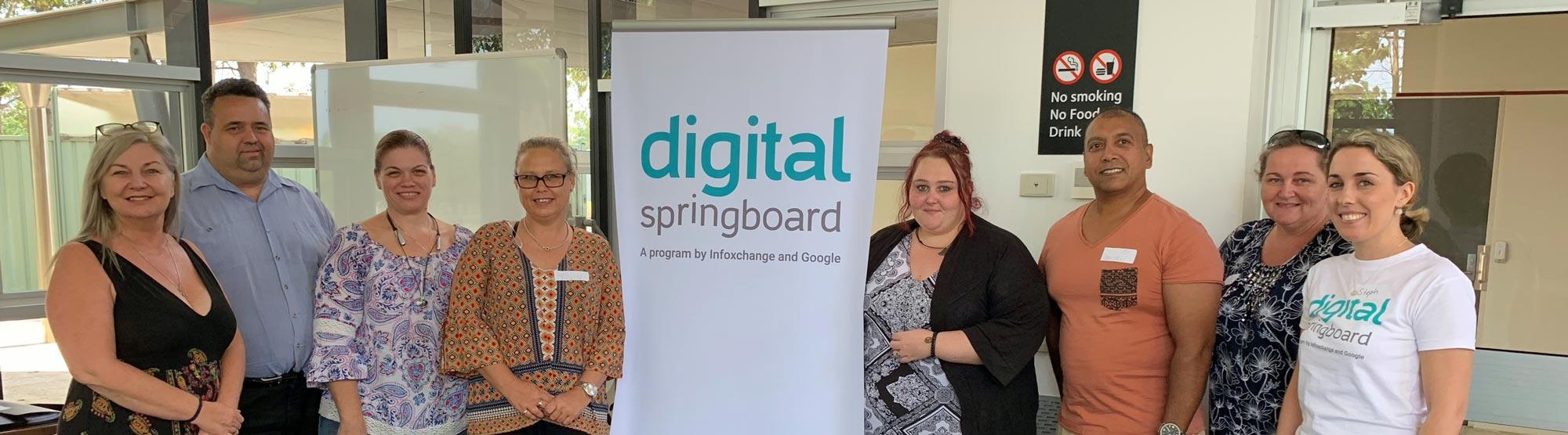 Digital Springboard